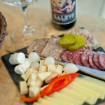 Planche charcuterie/fromage